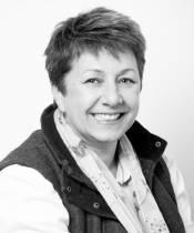 Meet the Team: Cheryl Lundberg