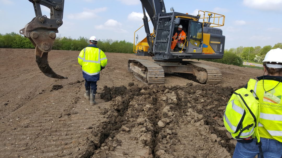 Timely Guidance on Soil Handling for Green Infrastructure Creation