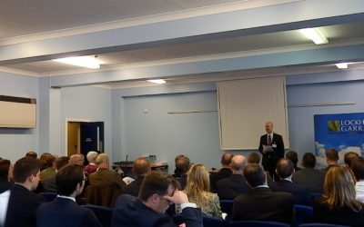 Business breakfast uses legal examples to clarify planning issues