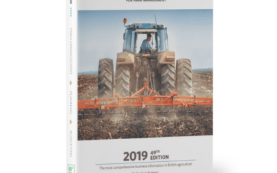 New John Nix Farm Management Pocketbook OUT NOW