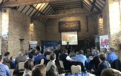 Grown in Britain event highlights importance of quality timber in the supply chain
