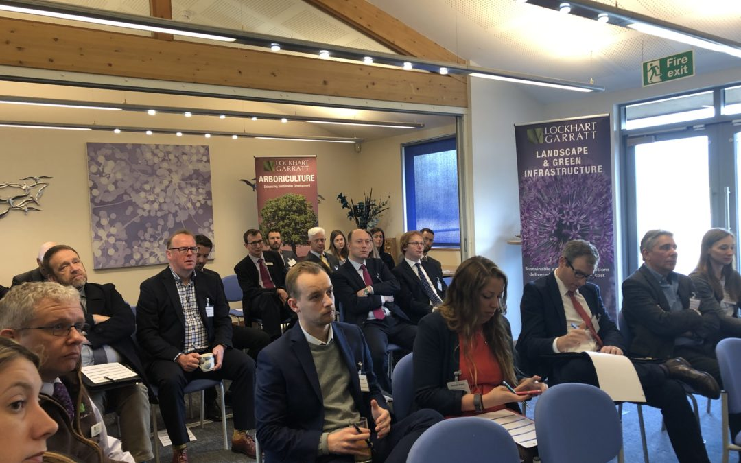 Business Breakfast – Making Plans in a Complex World