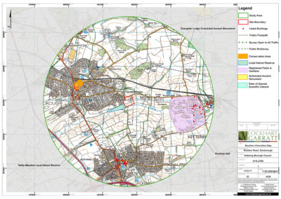 Kettering Borough Council, Desborough West – upholding planning refusal