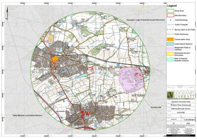 Kettering Borough Council, Desborough West – upholding planning refusal