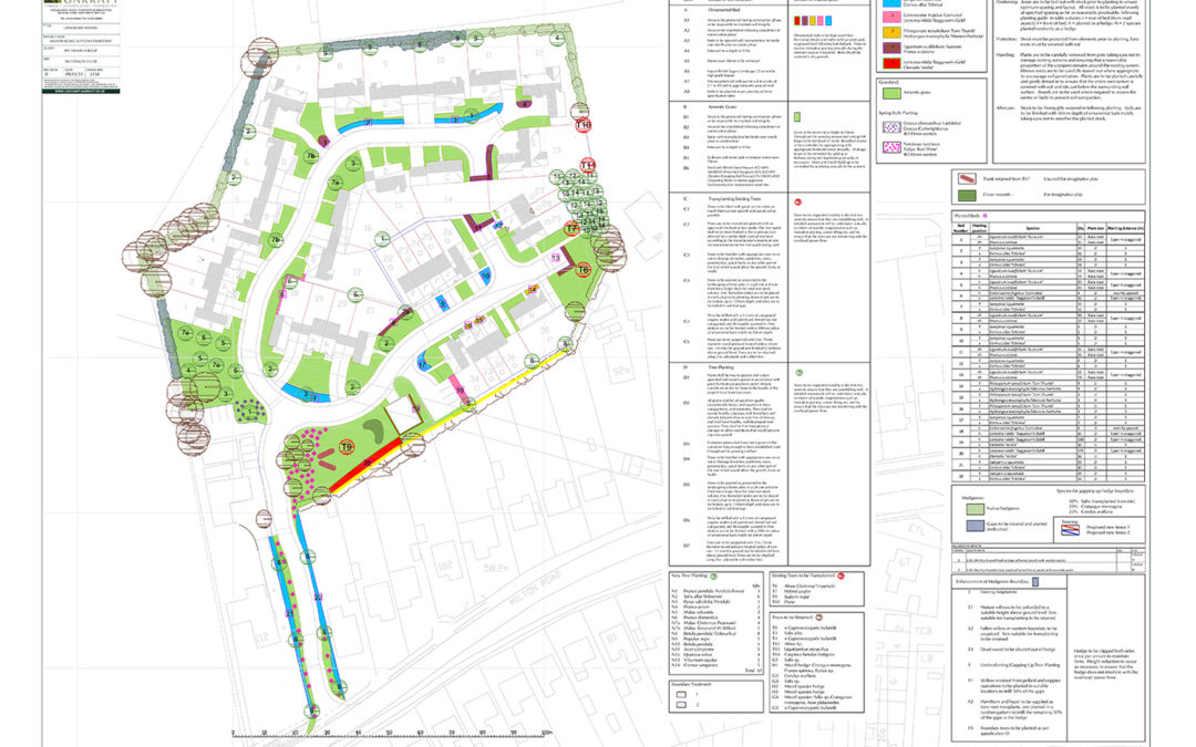 Pye Homes, Sutton Courtenay – planning permission for housing development