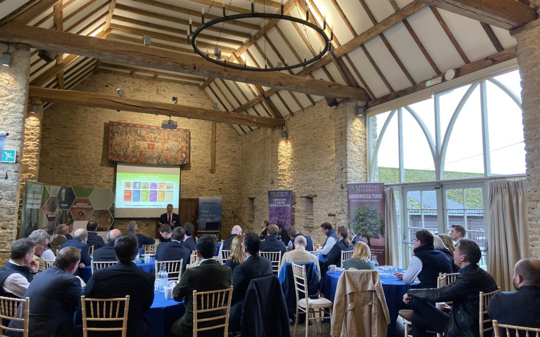 "Business breakfast – ""What's hot and what's not in energy?"""