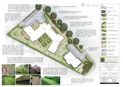 Queensway – Landscape Masterplanning