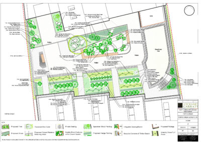 Fortis Green – Podium Landscape Design