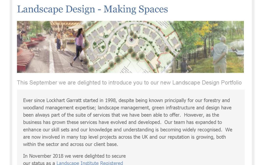 An update from Lockhart Garratt (11.09.20)