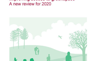 Improving access to greenspace: a new review for 2020