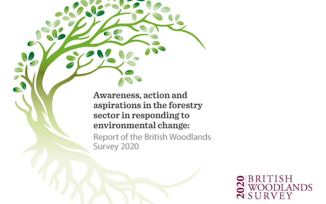 British Woodlands Survey 2020 report published – Sylva Foundation