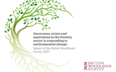 British Woodlands Survey 2020 report published – Sylva Foundation
