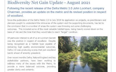 An update from Lockhart Garratt